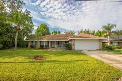 5 Radnor Pl, Palm Coast, FL 32164 - MLS#: 240238
