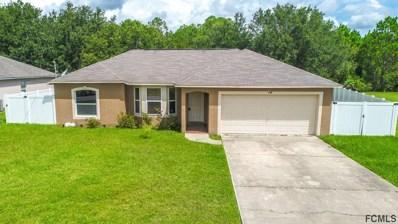 52 Langdon Drive, Palm Coast, FL 32137 - MLS#: 240252