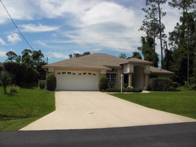 22 Westbrook Ln, Palm Coast, FL 32164 - MLS#: 240282