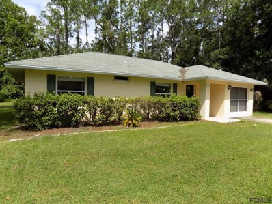 95 Brunswick Lane, Palm Coast, FL 32137 - MLS#: 240344