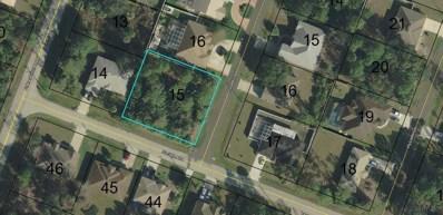 30 Pillar Lane, Palm Coast, FL 32164 - MLS#: 240414