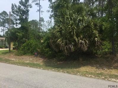 12 Lamont Lane, Palm Coast, FL 32137 - MLS#: 240432