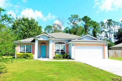 30 Zebulahs Trail, Palm Coast, FL 32164 - MLS#: 240448