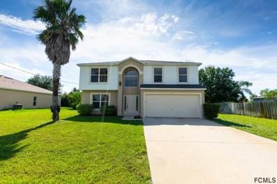 10 Lamar Lane, Palm Coast, FL 32137 - MLS#: 240494