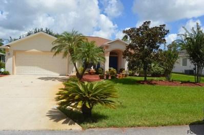 10 Edge Lane, Palm Coast, FL 32164 - MLS#: 240524