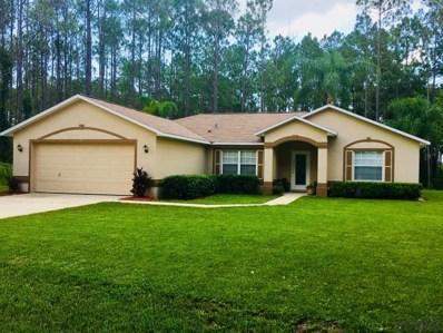 22 Esperanto Drive, Palm Coast, FL 32164 - MLS#: 240561