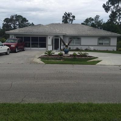 118 Prince Eric Ln, Palm Coast, FL 32164 - MLS#: 240578