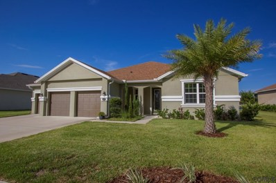117 Spoonbill Drive, Palm Coast, FL 32164 - MLS#: 240616