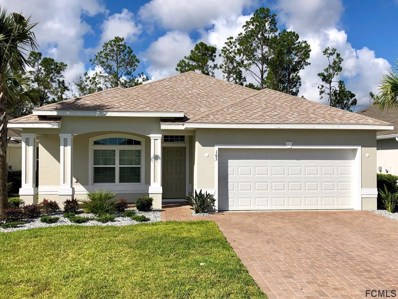 105 Park Place Circle, Palm Coast, FL 32164 - #: 240617