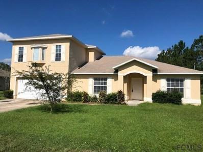 20 Buffalo View Lane, Palm Coast, FL 32137 - MLS#: 240682