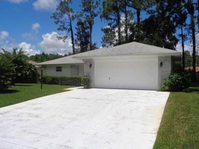 11 Barkley Ln, Palm Coast, FL 32137 - MLS#: 240689