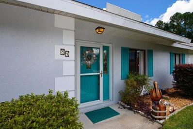 84 Westgrill Dr, Palm Coast, FL 32164 - MLS#: 240791