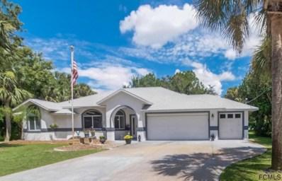 32 Palmer Lane, Palm Coast, FL 32164 - MLS#: 240847