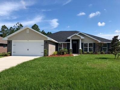18 Fellowship Drive, Palm Coast, FL 32137 - MLS#: 240867