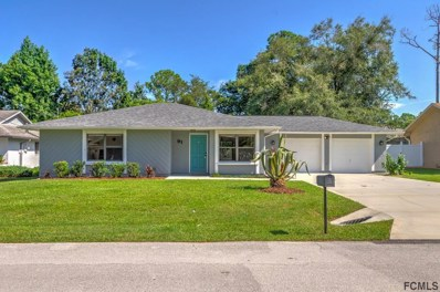 91 Forsythe Ln, Palm Coast, FL 32137 - MLS#: 240929