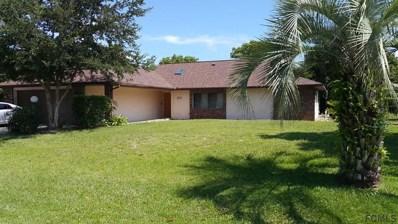 30 Filbert Lane, Palm Coast, FL 32164 - MLS#: 240937