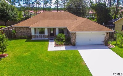 30 Reybury Lane, Palm Coast, FL 32164 - MLS#: 241054