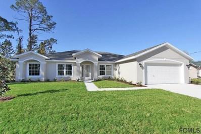 119 Beacon Mill Ln, Palm Coast, FL 32137 - MLS#: 241086