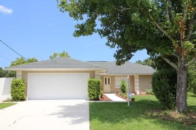 377 Underwood Trl, Palm Coast, FL 32164 - MLS#: 241100