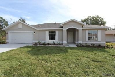 14 Praver Lane, Palm Coast, FL 32164 - MLS#: 241123