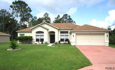 16 Sentinel Trail, Palm Coast, FL 32164 - MLS#: 241143
