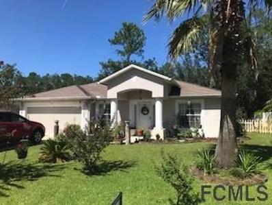 6 Ripple Place, Palm Coast, FL 32164 - MLS#: 241146