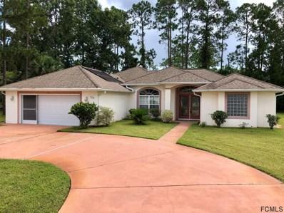 115 Woodside Drive, Palm Coast, FL 32164 - MLS#: 241257