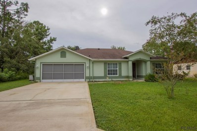 6 Seneca Path, Palm Coast, FL 32164 - MLS#: 241262