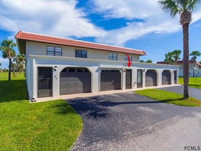38 Ocean Palm Villas N UNIT 38, Flagler Beach, FL 32136 - MLS#: 241281