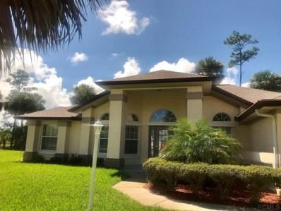 91 Cochise Court, Palm Coast, FL 32137 - #: 241352