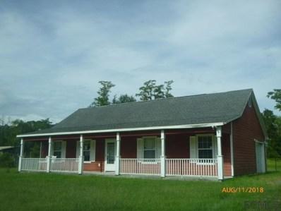 1852 Rosewood Street, Bunnell, FL 32110 - MLS#: 241431