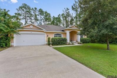 46 Bronson Lane, Palm Coast, FL 32137 - MLS#: 241441