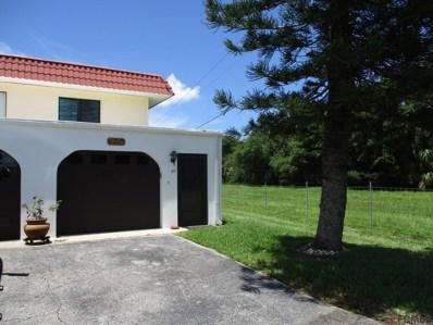 87 Ocean Palm Villas S UNIT 87, Flagler Beach, FL 32136 - MLS#: 241634