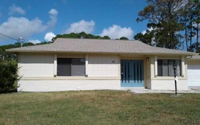 49 Fortress Place, Palm Coast, FL 32137 - MLS#: 241653