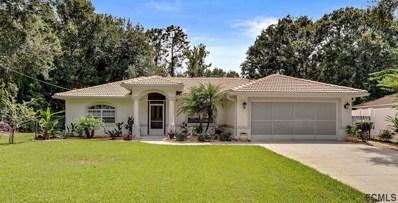 60 Pine Brook Dr, Palm Coast, FL 32164 - MLS#: 241662