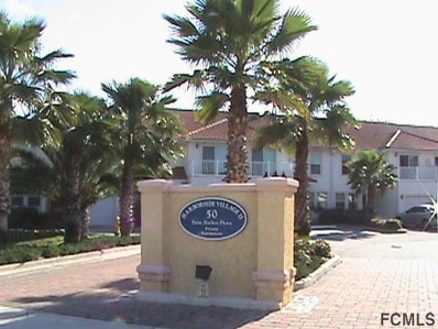 50 Palm Harbor Pkwy UNIT 33, Palm Coast, FL 32137 - MLS#: 241700