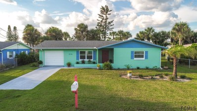 314 5th St N, Flagler Beach, FL 32136 - MLS#: 241707