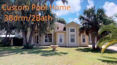 5 Maple Street, Flagler Beach, FL 32136 - MLS#: 241728