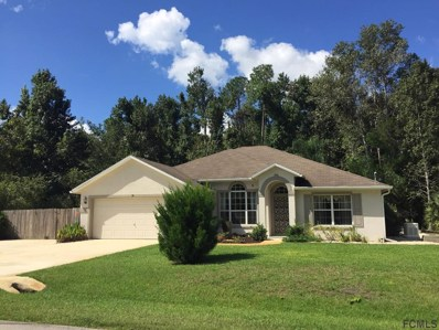 21 Zephyr Lily Trail, Palm Coast, FL 32164 - MLS#: 241739