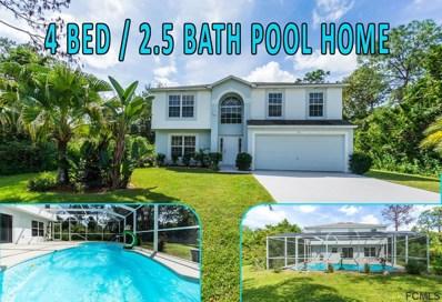 77 White Hall Dr, Palm Coast, FL 32164 - MLS#: 241767