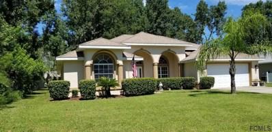 12 Fenhill Lane, Palm Coast, FL 32137 - MLS#: 241847