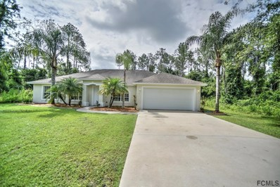 16 Kashmir Trail, Palm Coast, FL 32164 - MLS#: 241879