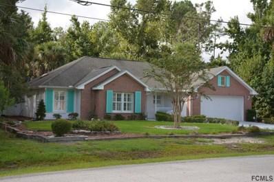 18 Pine Grove Dr, Palm Coast, FL 32164 - MLS#: 241934