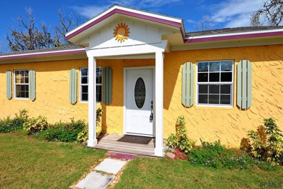 19 First Avenue, Palm Coast, FL 32137 - MLS#: 241946