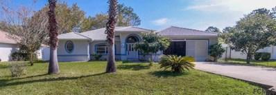 12 Providence Lane, Palm Coast, FL 32164 - MLS#: 241948