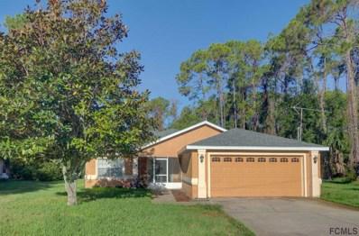 108 Lindsay Dr, Palm Coast, FL 32137 - MLS#: 241999