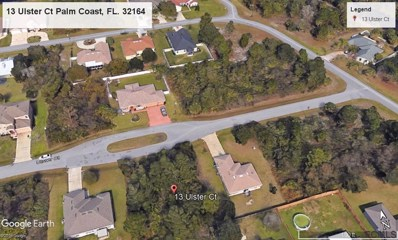 13 Ulster Court, Palm Coast, FL 32164 - MLS#: 242004