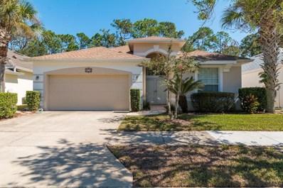36 Crosstie Court, Palm Coast, FL 32137 - MLS#: 242005