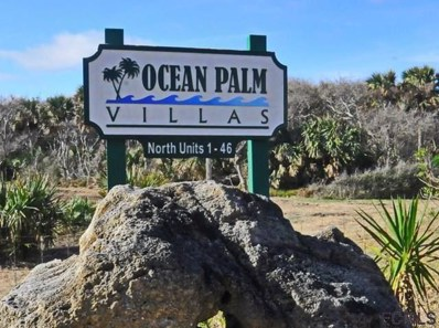 44 Ocean Palm Villas N UNIT 44, Flagler Beach, FL 32136 - MLS#: 242033
