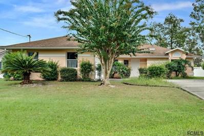 12 Woodholme Lane, Palm Coast, FL 32164 - MLS#: 242048